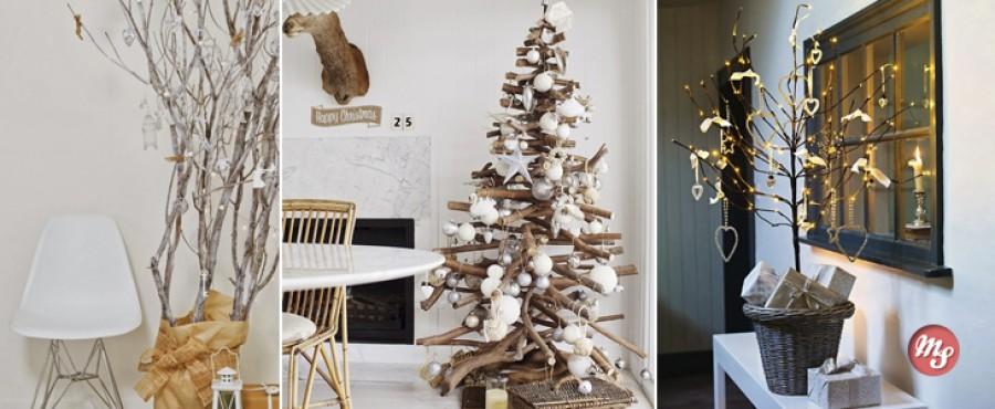 20 Альтернатив новогодней елке