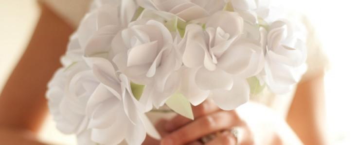 Бумажные розы {своими руками}