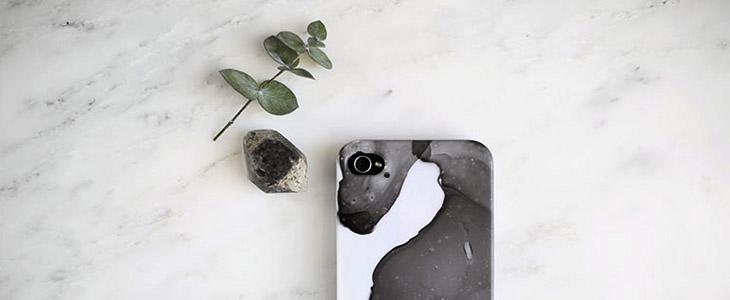 Как сделать мраморный чехол для телефона