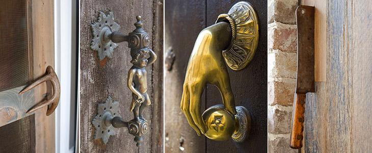 Оригинальные дверные ручки. ТОП 37