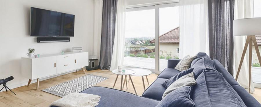 Скромная и уютная квартира в Польше