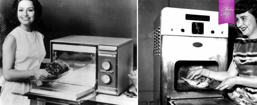 Необычные способы использования микроволновки