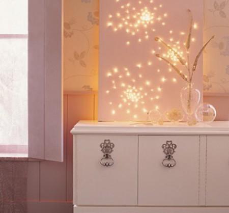 {идея} Освещение в комнате