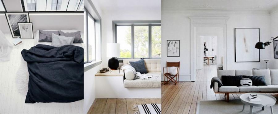 28 Примеров минимализма в интерьере #10