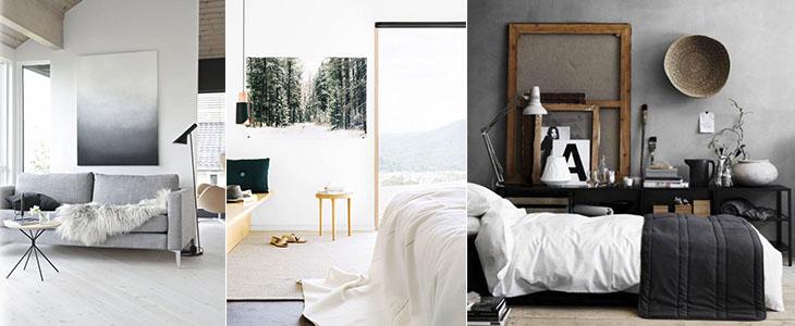 22 Примера минимализма в интерьере. #2
