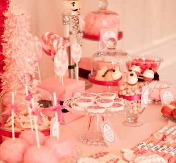 Новый год в розовых тонах {идея}