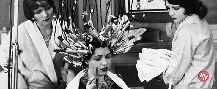 Косметические процедуры в 30-40-х годах