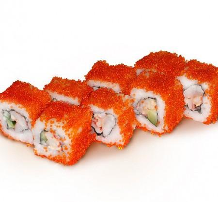 Как сделать дома Суши Калифорния своими руками. Рецепты суши