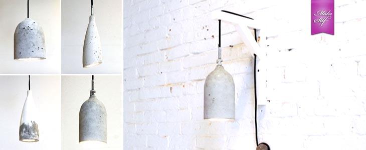 Светильник из пластиковой бутылки