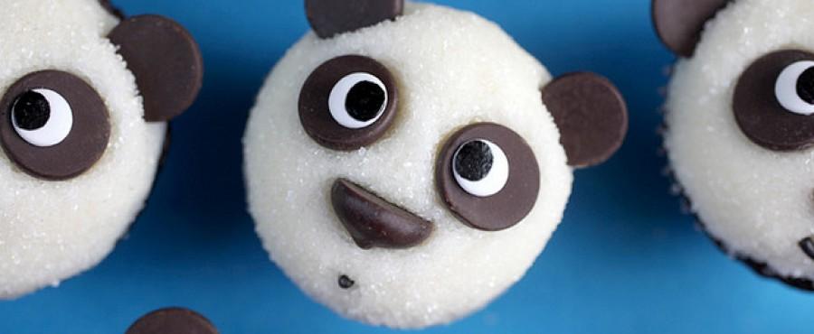 Выразительный Панда - Кекс