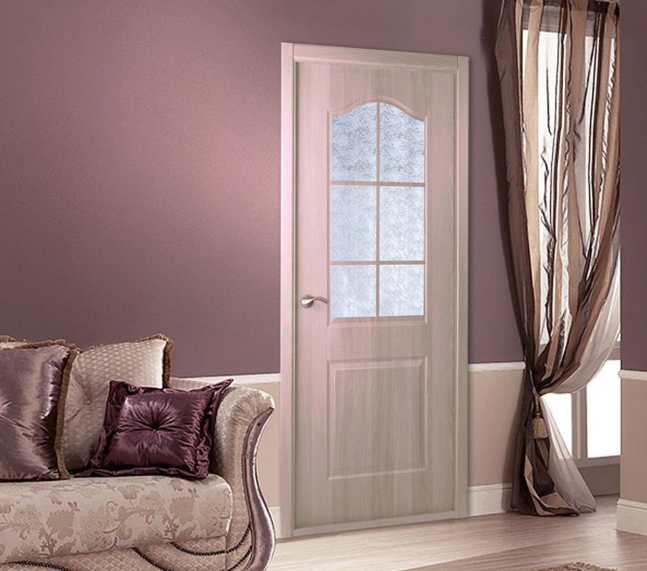 Межкомнатные двери в частном доме фото