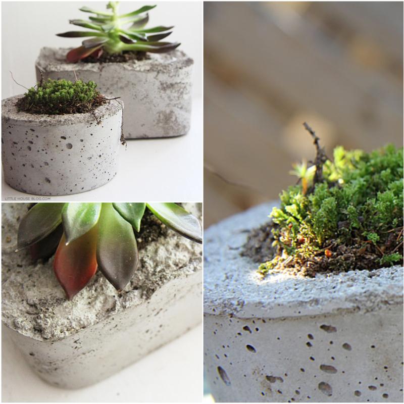 Декорации из бетона бетонные смеси для заливки пола