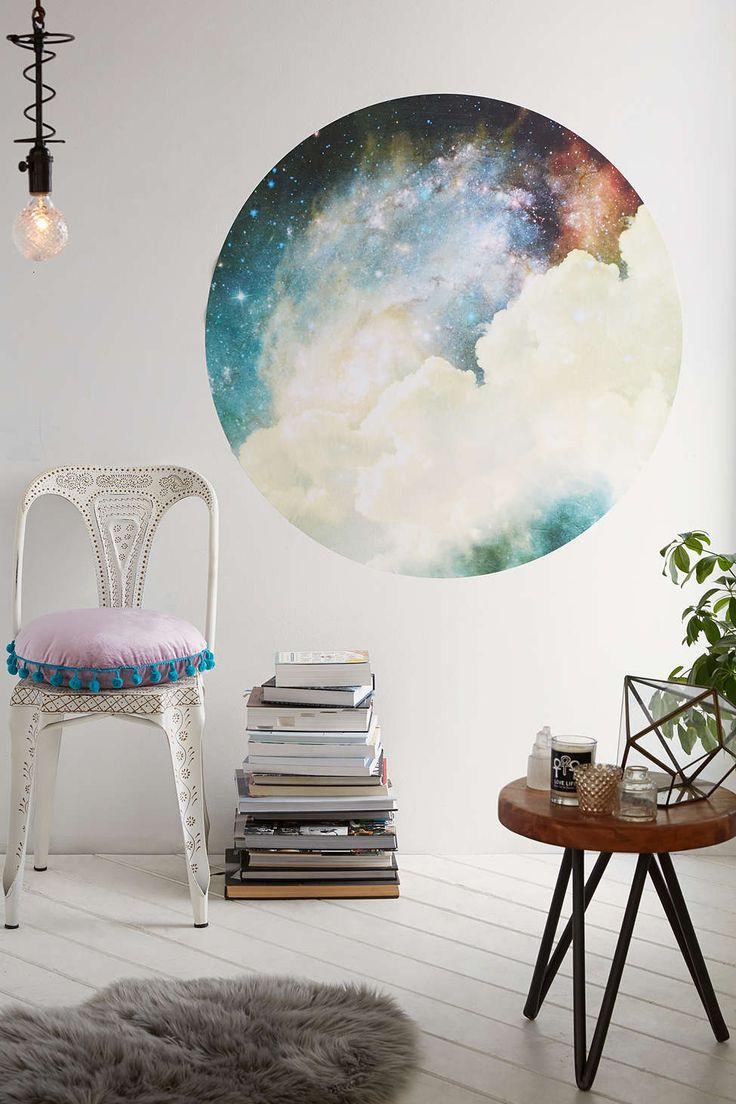 Постеры космос в интерьере