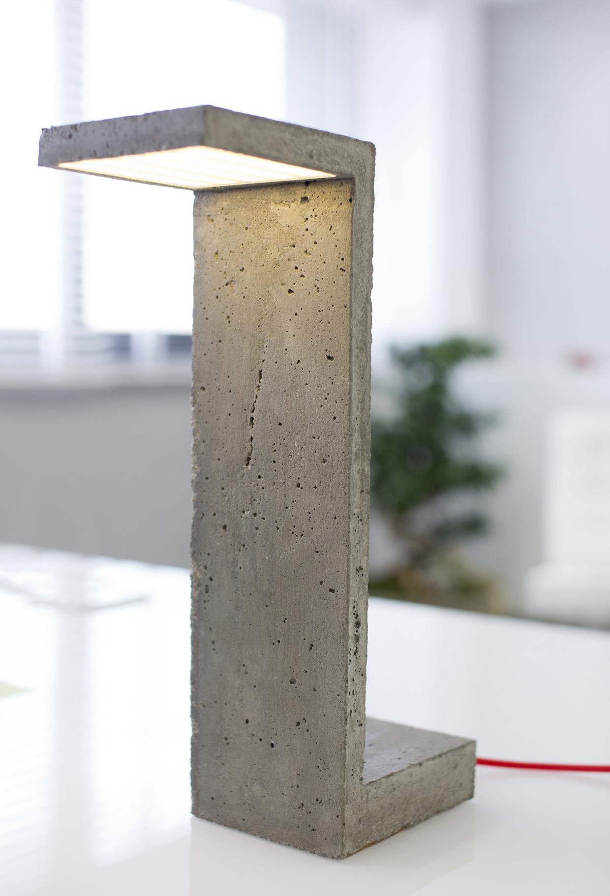 Светильники из бетона бетон ббк