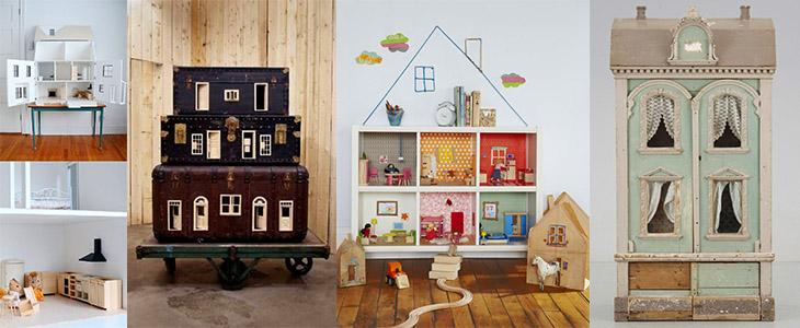 10 лучших кукольных домиков