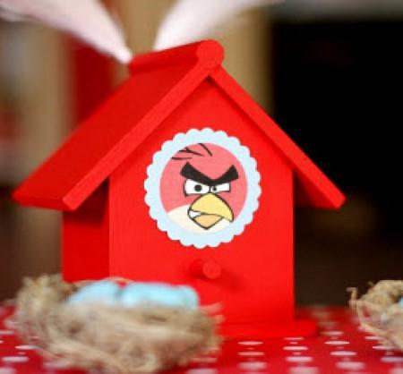 Вечеринка в стиле {Angry Birds}