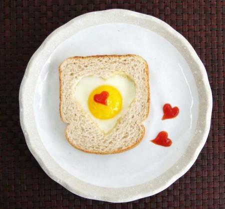 Завтрак любимому {своими руками}