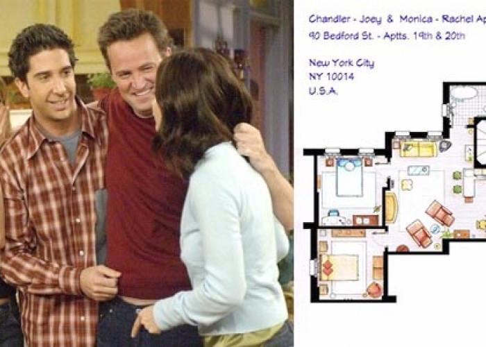 Планы квартир известных ТВ-шоу