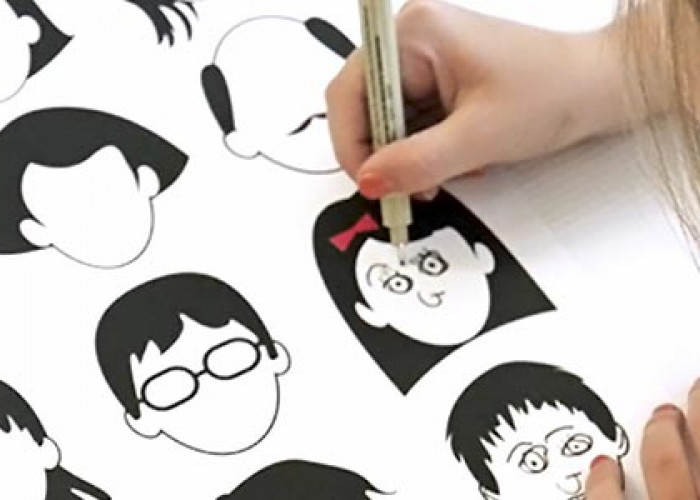 Шаблон раскраски для детей