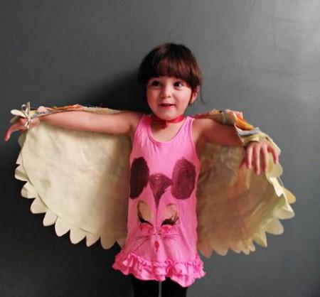 {своими руками} Создай крылья своему ребенку