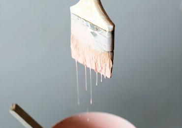 Как правильно очистить кисти от краски?