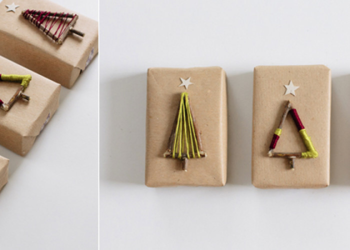25 Идей упаковки подарка на Новый Год