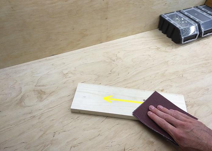 12 Секретов шлифовки деревянных изделий