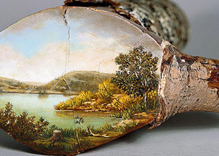Потрясающие картины на дереве от Элисон Морицугу