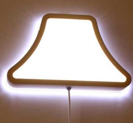 Креативный настенный светильник