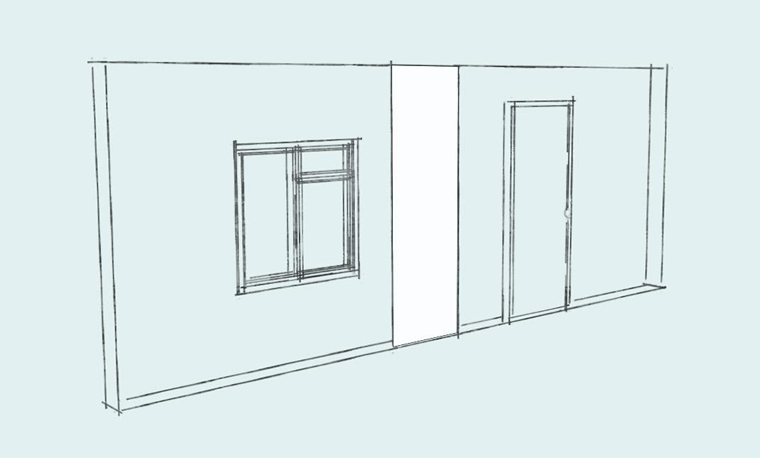Расчет количества обоев для комнаты