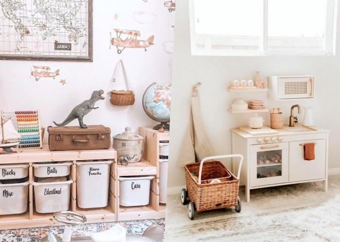 25 Волшебных идей домашнего декора для детской комнаты