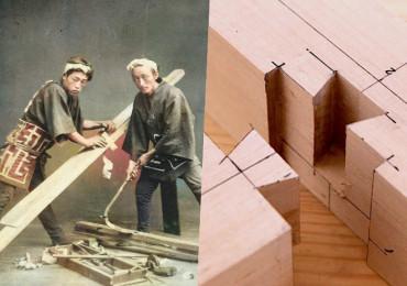 Что такое японская деревообработка?