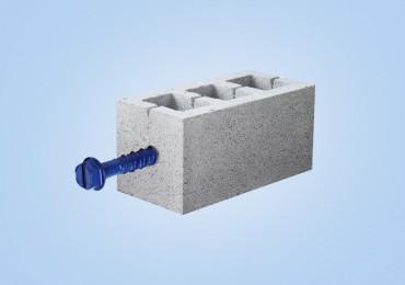 6 Способов крепления вещей к стенам из шлакоблока