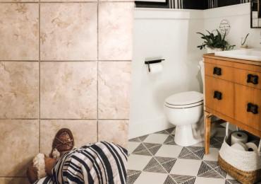 Что стоит знать перед покраской плитки в ванной