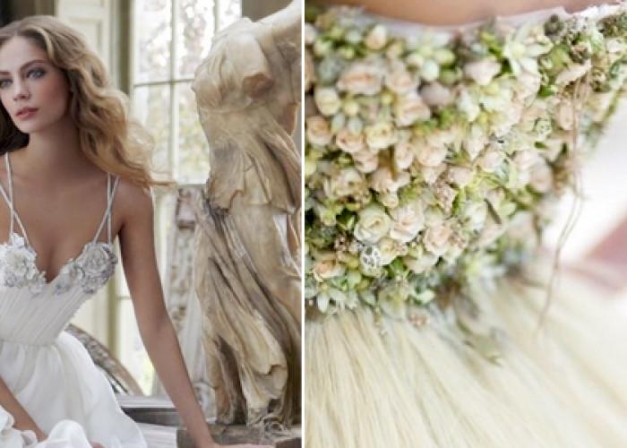 50 Великолепных деталей свадебного платья