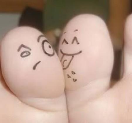 {своими руками} Живые пальчики